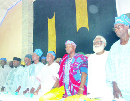 Again, South-West leaders meet, plan for 2019 •Akande pledges to work with PDP, others on Yoruba unity