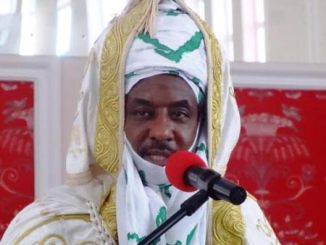 Emir of Kano Sanusi