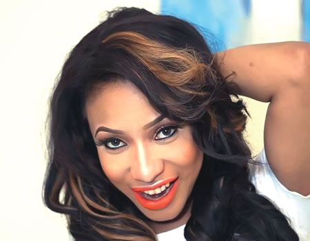 I lied, faked living well on social media  —Actress Tonto Dikeh