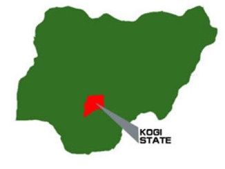 kogi state (map) on strike