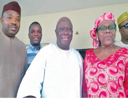 Afenifere, YCE, YUF, others unite, call for Nigeria's restructuring