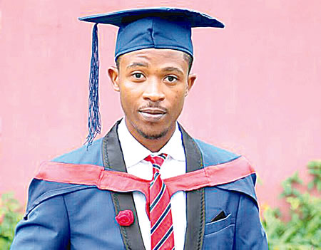 Why I didn't wait to collect my N10,000 prize —UNICAL's Best Graduate