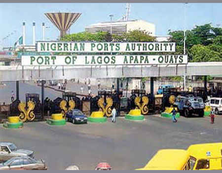 8 ships arrive Lagos ports with petrol, other commodities