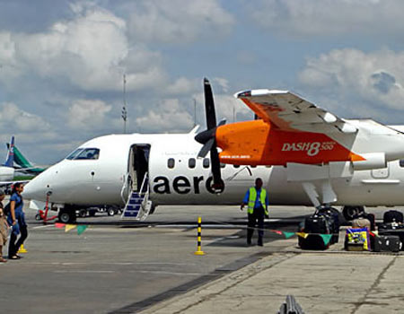 Ailing Aero Contractors sacks 60 per cent of workforce