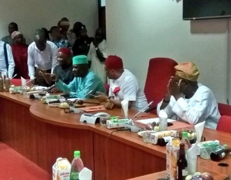 Senate committee on dino-melaye ABU certificate