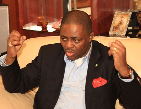 Image result for Why judge withdrew from Fani-Kayode's corruption trial