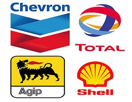 iinternational oil companies