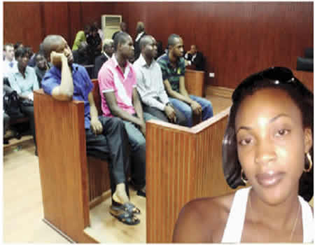 BREAKING: Cynthia Osokogu's murderers sentenced to death