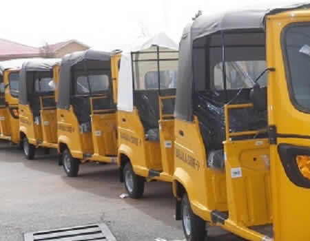 Tricycle Union to partner Edo Govt on Reducing Unemployment