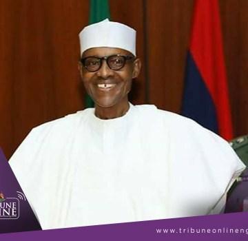Ekiti Muslims hold special prayers for Buhari, late gov Col Bawa