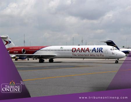 disruption of flights, flight resumption,shakedown flight, Dana Air, ,Dana Air, COVID-19, Resumption, dana air
