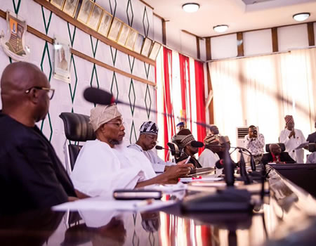 Image result for South West Governors Forum postponed