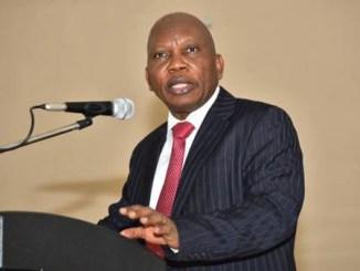 Vice Chancellor of the school, Prof. Adebiyi Daramola