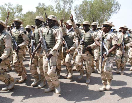 Weak or no-government Nigeria, Insecurity: Enough of talks, Troops neutralise terrorists, Borno, state of insecurity