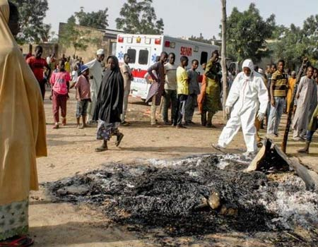 Blast kills 2 children, injures 5 others in Adamawa