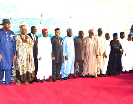Insecurity: Southern governors