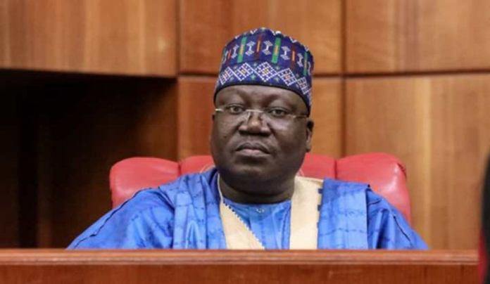 Justify investment in security, collaboration among security agencies, PIB Electoral Act amendment , Expect electoral offences commission , PIB NASS Senate president, Lawan, senate, stamp tax, NALDA, Back to farm initiative, interstate, lockdown, Lawan, killings, Attack on Senate, marriage, wedding, Senate President meets Security Chiefs