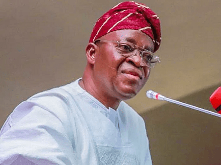 Osun, motorcycles, okada, Oyetola threatens to go after looters, Oyetola looters 72 hours , Oyetola imposes 24-hour, Olojo Festival, 206-hectare international trade centre, Oyetola urges police, Oyetola, SARS, Youth, Osun, killing, Oyetola people's demands, Oyetola, pension arrears, Osun public schools to revert, COVID-19,Juma'at, Osun, Eid prayers, , Osun 2020 revised budget, martial arts training for women, Osun govt eases lockdown,COVID-19, Osun, Jobs, Osun covid-19 cases, Oyetola