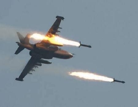 airstrike, armed bandits, Air Task Force