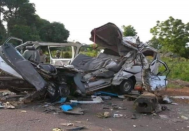 Five die in auto crash, road crashes, one, auto crash, Kogi , Accident, accident, Anambra, oyo auto crash