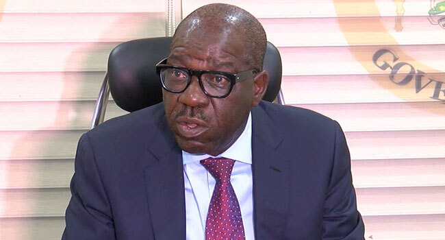 Okungbowa Transition Committee, Obaseki clears over, EdoDecides2020, Obaseki, voters, election, votes, Edo, Edo election, Obaseki, Edo, Okiye, refinery, Edo 2020, APC, SDP, Obaseki, Edo, Obaseki's disqualification