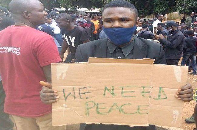 Southern Kaduna: Police arrest several protesters
