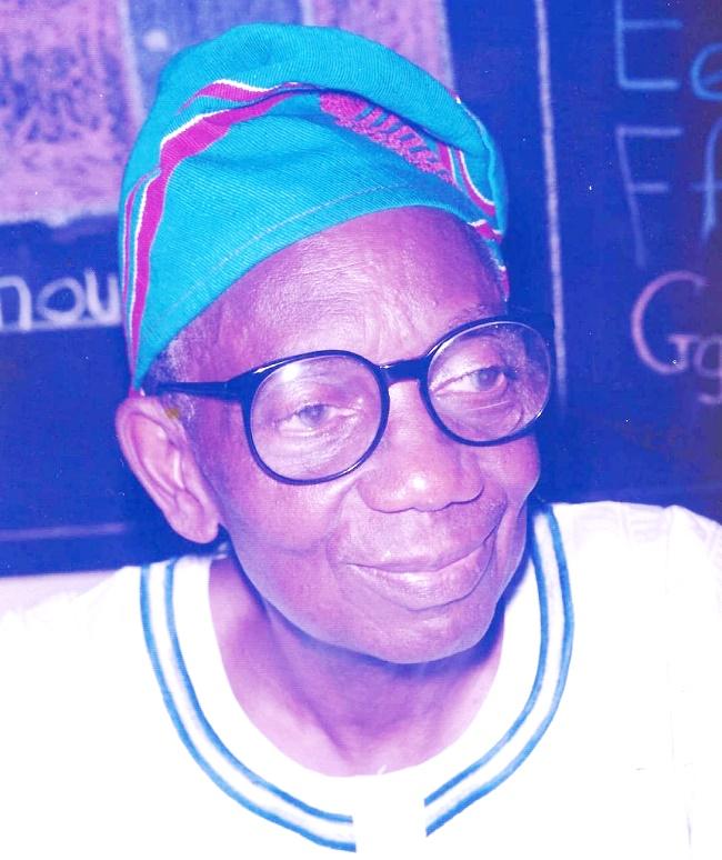 Chief T. A. Akinyele