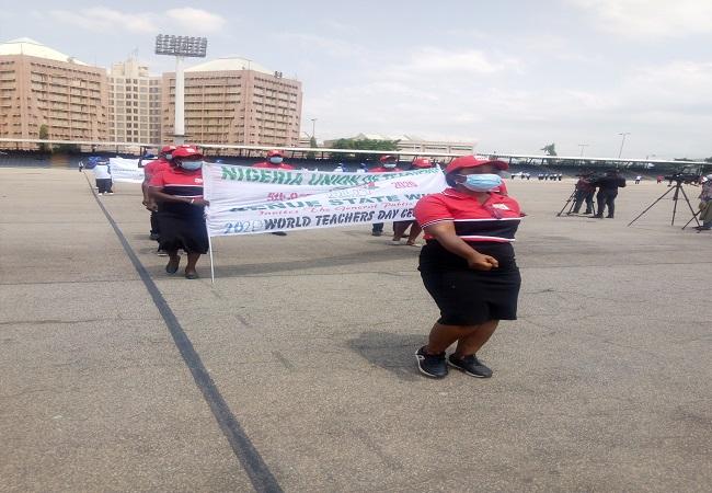 World Teachers Day, Abuja,