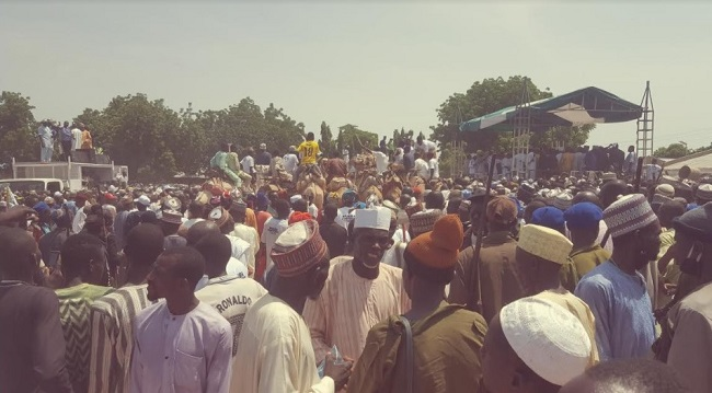 Zamfara bye-election
