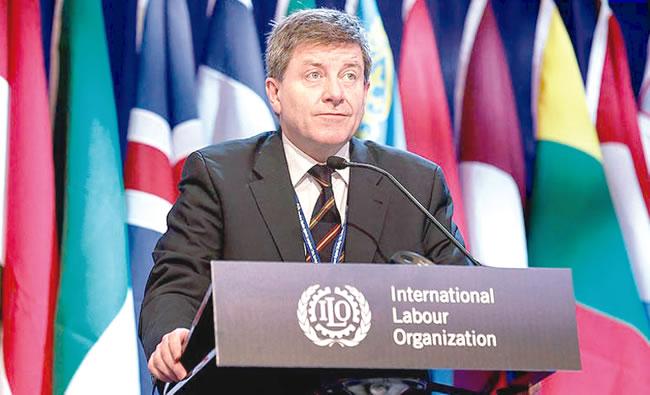 ILO launches event