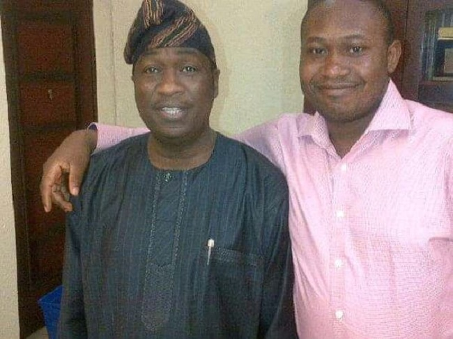 Lagos deputy gov's brother