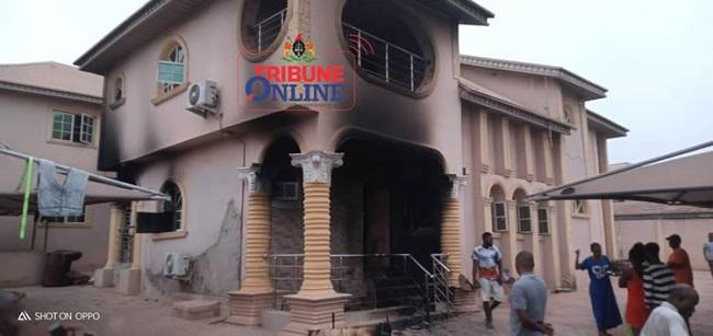 Sunday Igbohos house