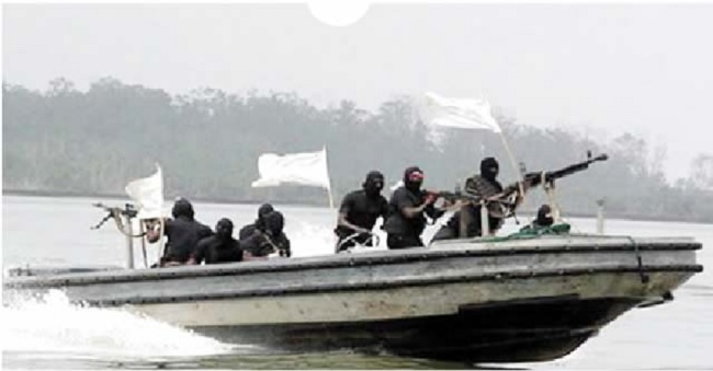 Two killed as pirates attack Nigerian security escort vessel