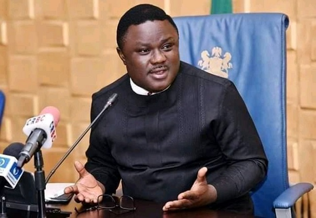 put food on more tables, Ayade's defection, Cross River PDP, Cross River still PDP, Gov Ayade approves employment, Ayade takes delivery, hail Ayade's defection to APC
