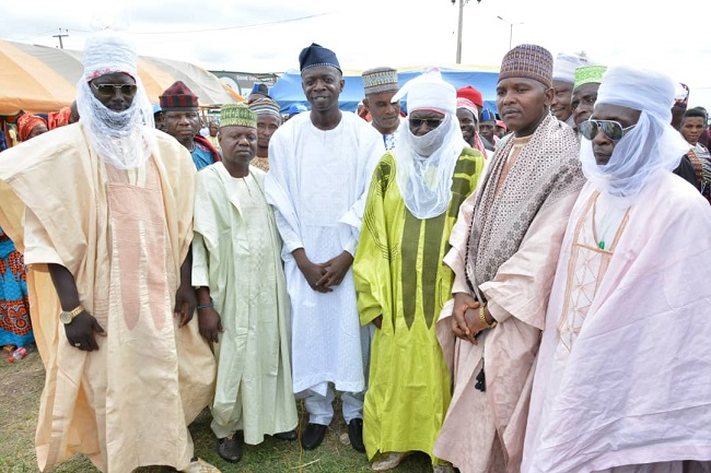 Inclusive governance in Osun