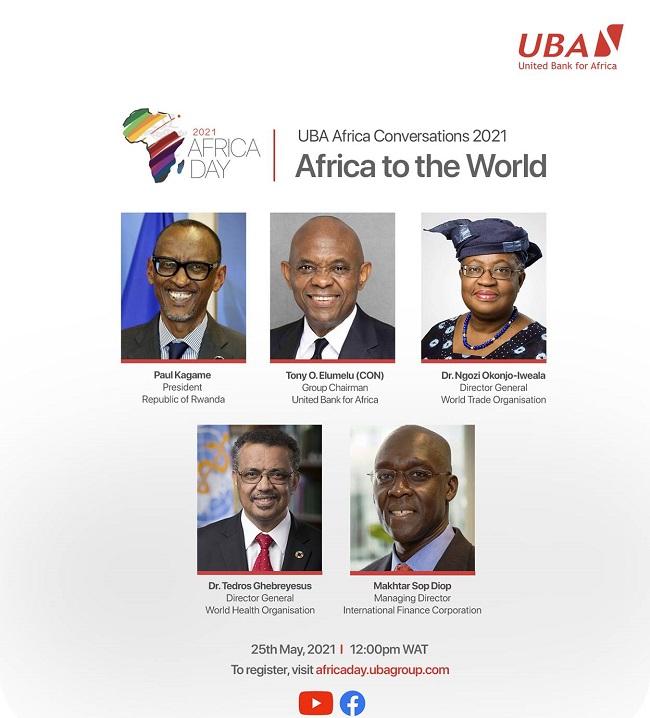 UBA 1UBA Africa Conversations 2021