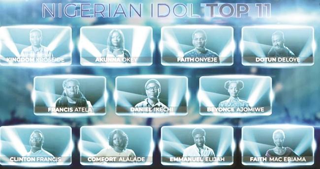 Final 11 contestants emerge