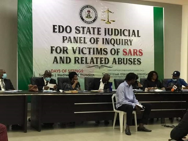 #EndSARS panel submits reports