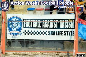 Futbal proti rasizmu - RFC Lions, Taliansko