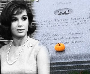 Mary Tyler Moore – Grave Tribute