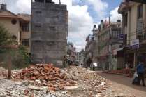 Church leaders want to help communities affected by teh April 25 earthquake that killed nearly 9,000 people.