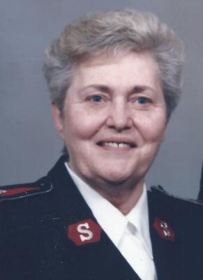 Lt. Colonel Jean Davis