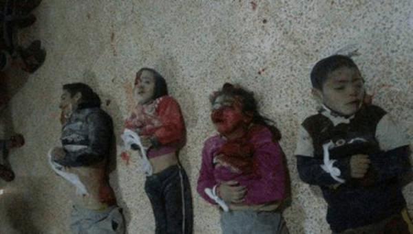 children syrian