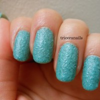 China Glaze's Teal the Tide Turns Swatch