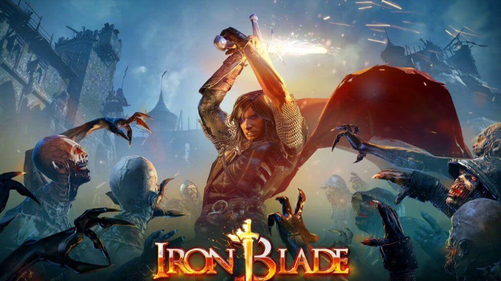 Triche Iron Blade