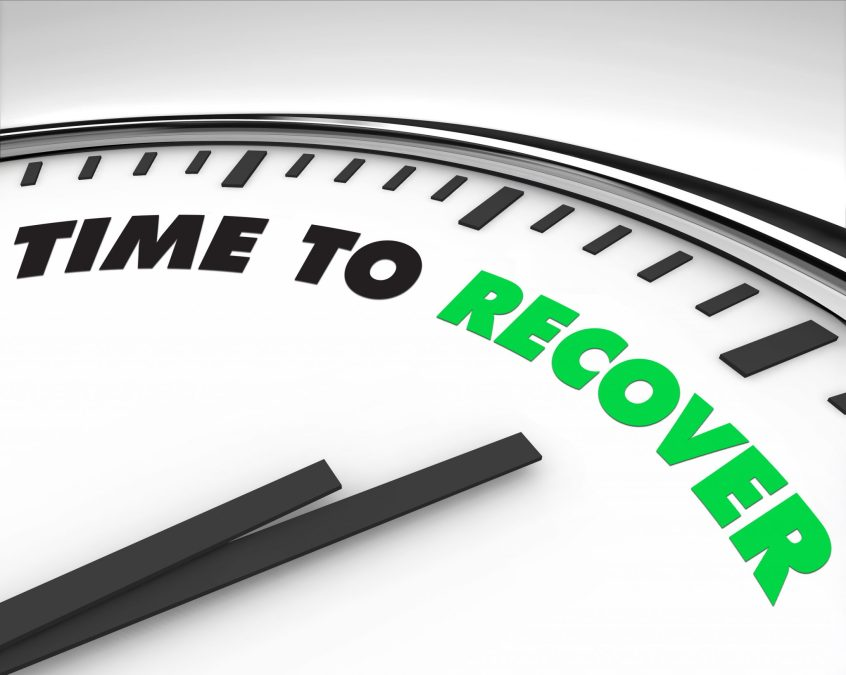 Time To Recover – Clock