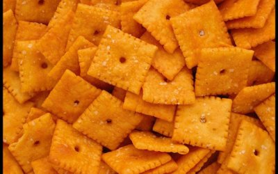 Cheezits Communion