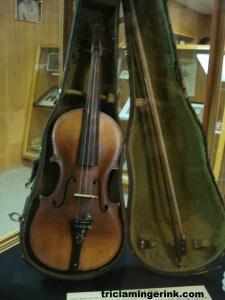 Pa's Fiddle