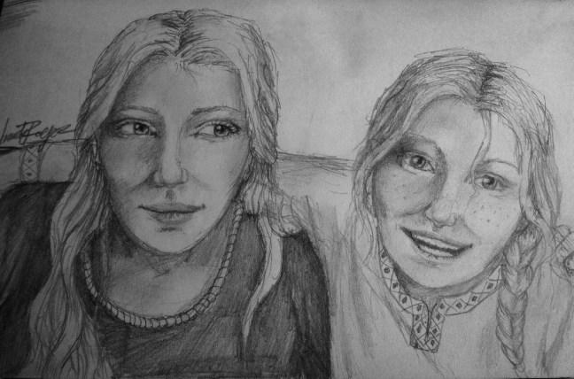 Renna and Brandi