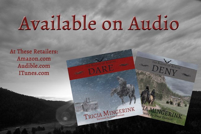 Available on Audio Dare and Deny